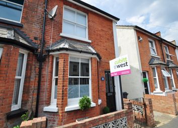 Thumbnail 2 bed semi-detached house to rent in Victoria Road, Redhill