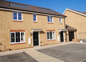 Thumbnail 2 bed terraced house for sale in The Homelands, Bishops Cleeve, Cheltenham