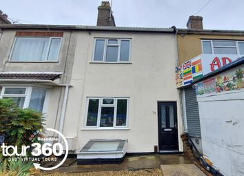 Thumbnail 2 bed terraced house for sale in Lincoln Road, Peterborough