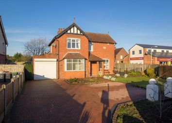Thumbnail 3 bed detached house for sale in Watnall Road, Hucknall, Nottingham, Nottinghamshire