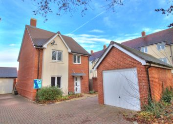 Thumbnail 4 bed detached house for sale in Barber Road, Basingstoke
