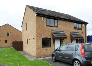 Thumbnail 2 bed semi-detached house to rent in Ventura Drive, Bulwell, Nottingham