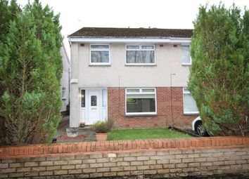 Thumbnail 3 bed semi-detached house for sale in Forth Crescent, East Kilbride, Glasgow