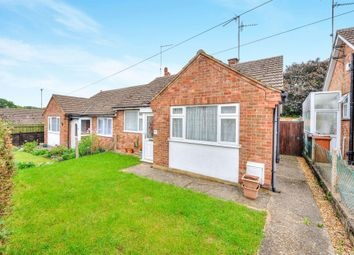 Thumbnail 2 bedroom semi-detached bungalow for sale in Ivy Lane, Finedon, Wellingborough