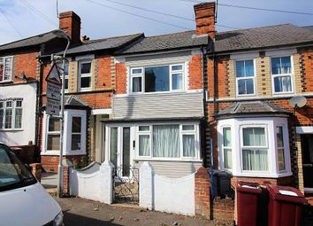 Thumbnail 3 bed terraced house for sale in St. Georges Road, Reading
