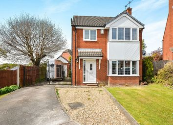 Thumbnail 3 bed detached house for sale in The Brunnen, South Normanton, Alfreton