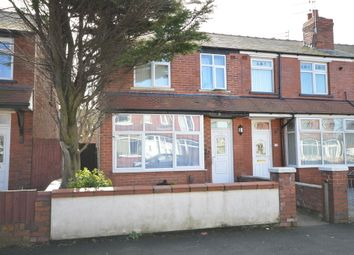Thumbnail 3 bedroom end terrace house to rent in Marsden Road, Blackpool