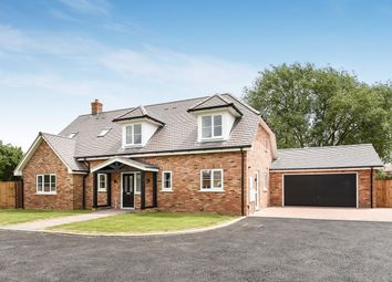 Thumbnail 4 bed detached house for sale in Flitton Road, Greenfield