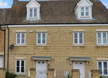 Thumbnail 3 bed terraced house to rent in Waterford Road, Witney, Oxfordshire