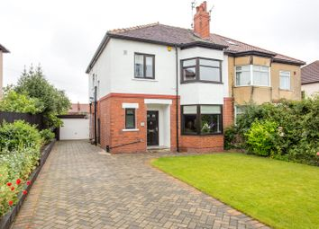 Thumbnail 4 bedroom semi-detached house for sale in Stainbeck Lane, Leeds, West Yorkshire