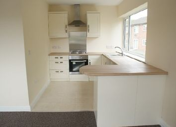 Thumbnail 1 bed flat to rent in High Street, Rookery, Stoke-On-Trent