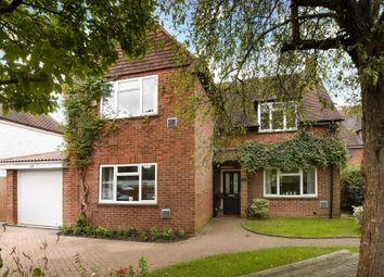 Thumbnail 4 bedroom detached house for sale in Sonning, Berkshire