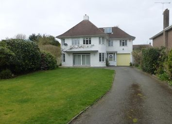 Thumbnail 4 bed property to rent in The Drive, Aldwick, Bognor Regis