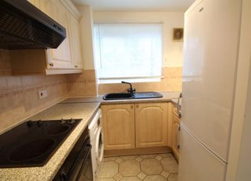 Thumbnail 1 bed flat to rent in Burleigh Road, Enfield