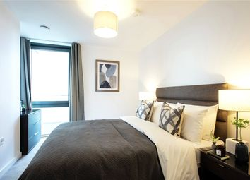 Thumbnail 1 bed flat for sale in City North, London
