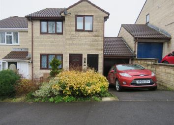 Thumbnail 3 bed semi-detached house for sale in Wheelers Close, Midsomer Norton, Radstock