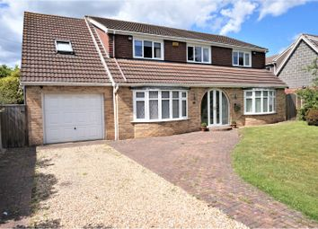 Thumbnail 6 bed detached house for sale in Caistor Road, Laceby