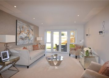 Thumbnail 3 bed terraced house for sale in Guildford Road, Bisley, Woking