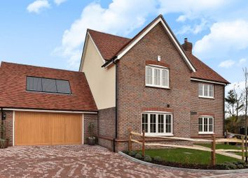 Thumbnail 5 bed detached house for sale in Dark Lane, Puttenham, Guildford