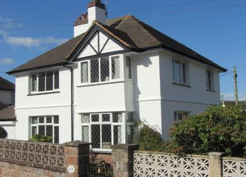 Thumbnail 3 bed detached house for sale in Meadway, Sidmouth