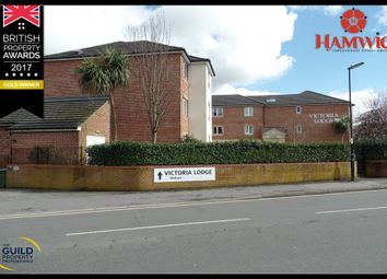Thumbnail 1 bed flat for sale in Victoria Lodge, Southampton