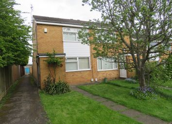 Thumbnail 2 bed semi-detached house for sale in Scotland Way, Countesthorpe, Leicester