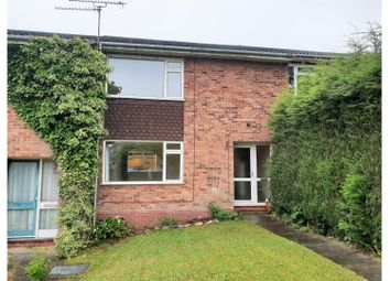 Thumbnail 2 bed terraced house for sale in Well Close, Redditch