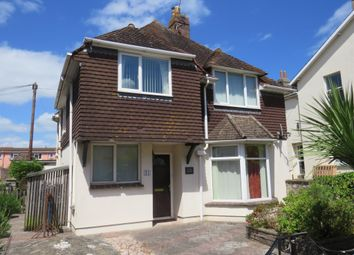 Thumbnail 3 bedroom detached house for sale in Garfield Road, Paignton