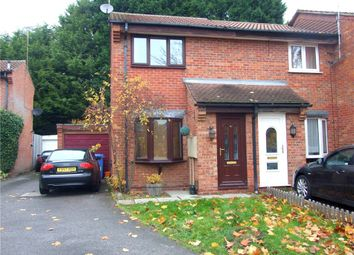 Thumbnail 2 bed semi-detached house for sale in Leman Street, Derby