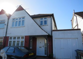 Thumbnail 3 bed semi-detached house for sale in Queens Walk, Harrow