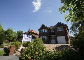Thumbnail 4 bed detached house for sale in Lever Park Avenue, Horwich, Bolton