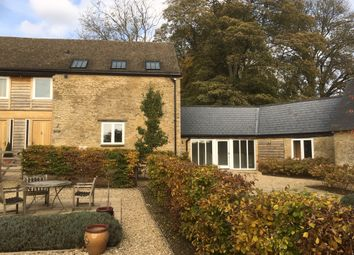 Thumbnail 3 bed barn conversion to rent in Fulwell, Chipping Norton