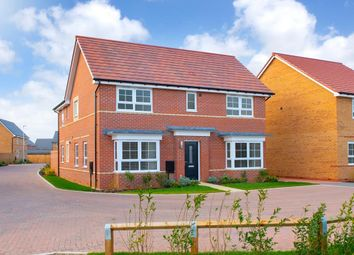 "Thumbnail 4 bedroom detached house for sale in ""Alnmouth"" at Aqua Drive, Hampton Water"