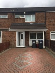 Thumbnail 3 bed terraced house to rent in Wood Leasow, Quinton, Birmingham