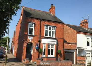 Thumbnail 4 bed detached house for sale in St. Leonards Road, Leicester