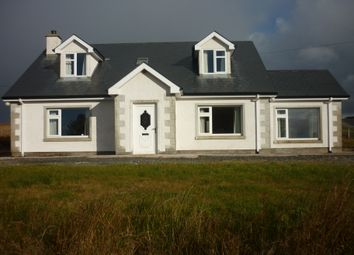 Thumbnail 5 bed detached house for sale in Castletown, Dunkineely, Donegal County, Ulster, Ireland