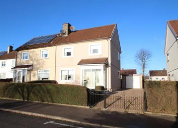 Thumbnail 3 bed semi-detached house for sale in Wardhill Road, Balornock, Glasgow