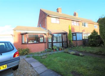 Thumbnail 4 bed semi-detached house for sale in Baker Crescent, Baddeley Green, Stoke On Trent
