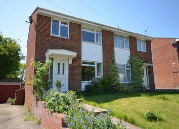 3 bed semi-detached house for sale in Rushden Way, Farnham, Surrey GU9