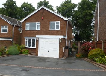 Thumbnail 3 bed detached house for sale in Mundys Drive, Heanor