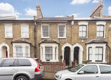 Thumbnail 3 bed terraced house for sale in Alloa Road, London