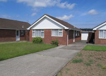 Thumbnail 2 bed bungalow for sale in Wagtail Gardens, Worle, Weston-Super-Mare