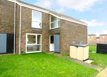 Thumbnail 2 bed terraced house to rent in Apple Close, RAF Lakenheath, Brandon