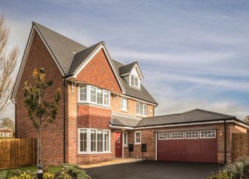 Thumbnail 5 bed detached house for sale in Stockport Road, Gee Cross, Hyde, Stockport
