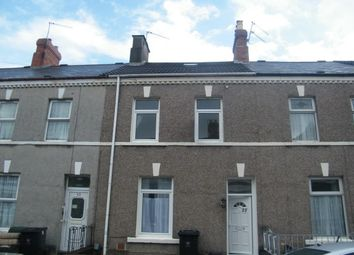 Thumbnail 4 bedroom terraced house to rent in Talworth Street, Roath, Cardiff