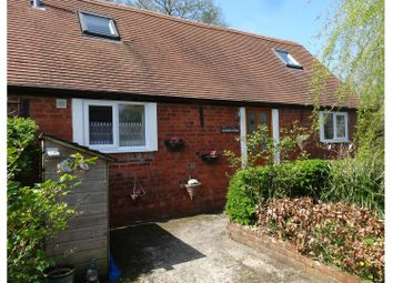 Thumbnail 3 bed end terrace house for sale in Cole Street Lane, Gillingham