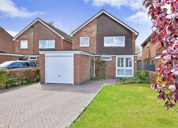 Thumbnail 4 bed detached house for sale in Chestnut Drive, Kingswood, Maidstone, Kent