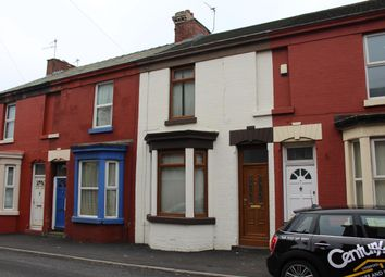 Thumbnail 3 bed terraced house for sale in Rossini Street, Liverpool, Merseyside