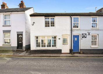 Thumbnail 2 bed end terrace house for sale in Overton, Basingstoke