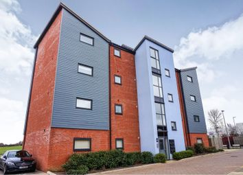 Thumbnail 2 bed flat for sale in Abells Close, Milton Keynes